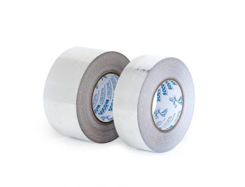 Cinta de aluminio para ductos de aire